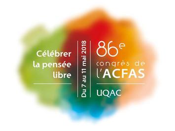 """May 11, 2018 : """"Habiter le Nord : le penser, le dire et le construire"""", ACFAS Colloquium"""