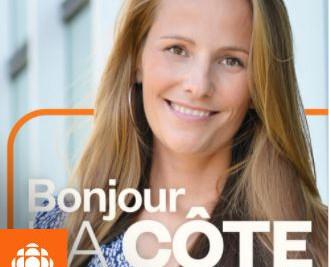 Geneviève Vachon à Bonjour la Côte avec Bis Petitpas