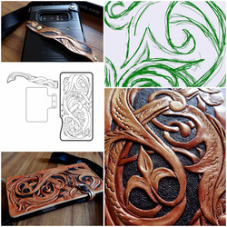 Hand Carved Note 8 Phone Case