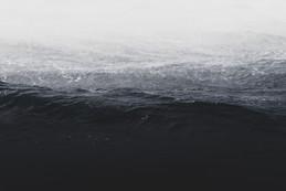 Vagues - photographie argentique