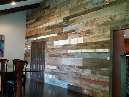 Custom Walls Really Bring The Room Together