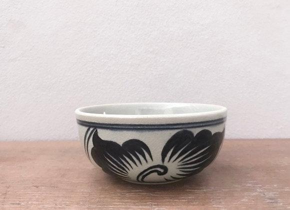 Celadon Wiang Kha Lhong Floral Bowl