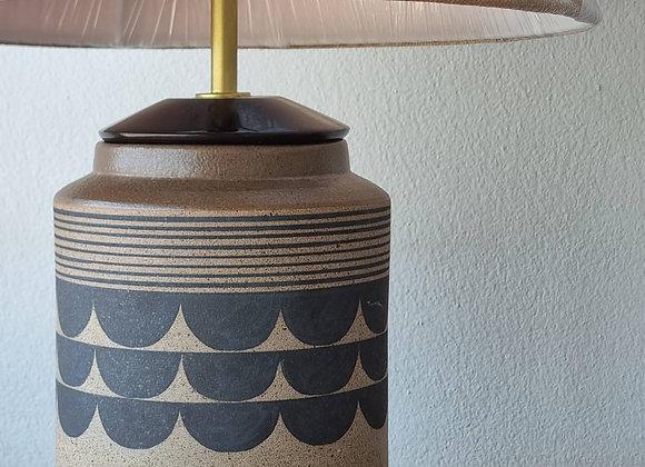 Sand Bisque Lamp