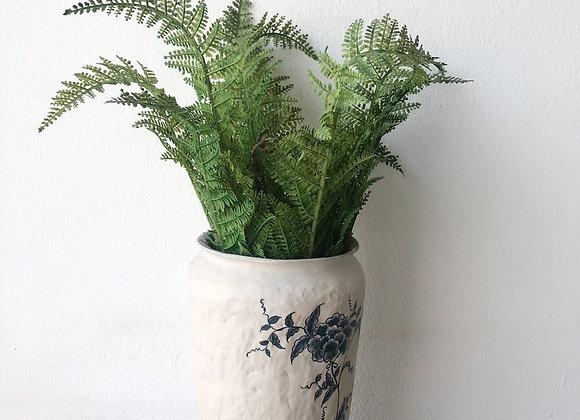 Peony Vintage Vase