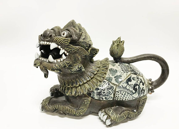 Lanna Foo Dog Jigsaw SM