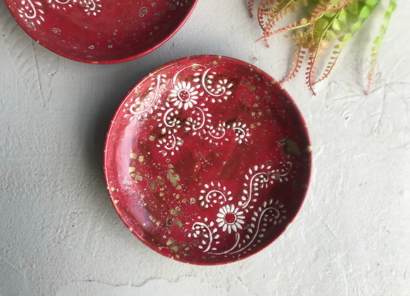 Red Cherry Plate