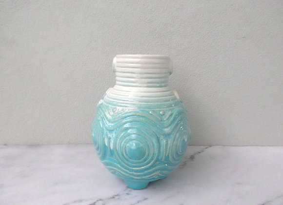 Blue Seas Vase