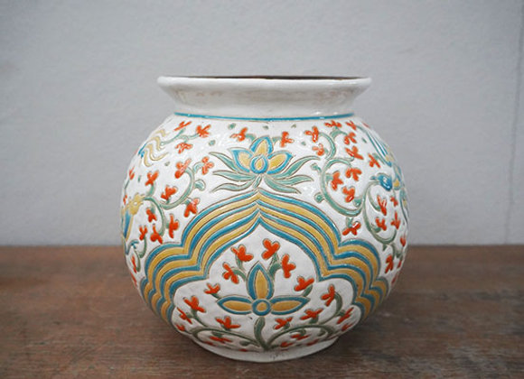 Lanna phoenix caremic vase