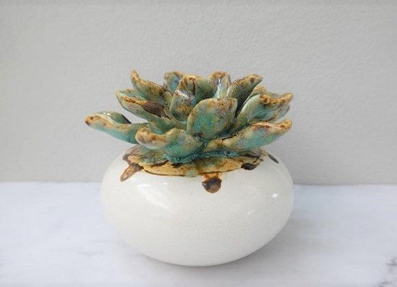 Rain Forest Rotund Vase