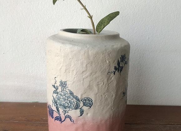 Peony Pink Vase