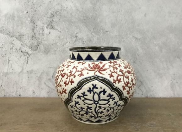 Classice lanna phoenix vase