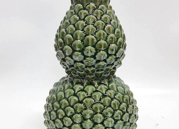 Petal Green Vase