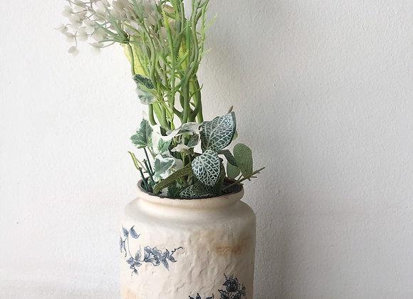 Peony Vintage Vase L