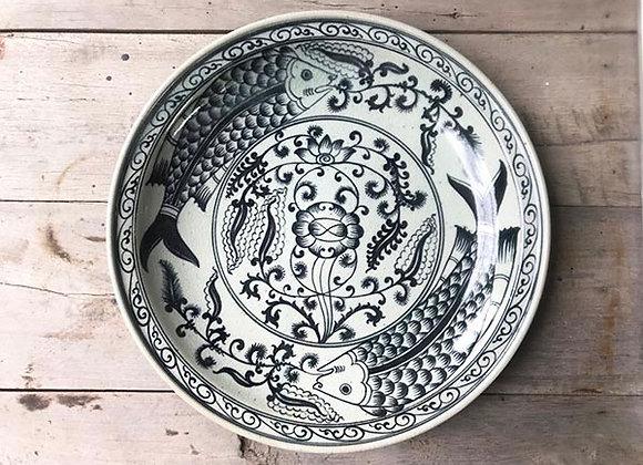 Celadon Fish Plate