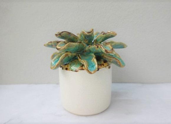 Rain forest Vase