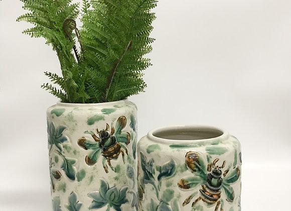 Bee Bug Vase