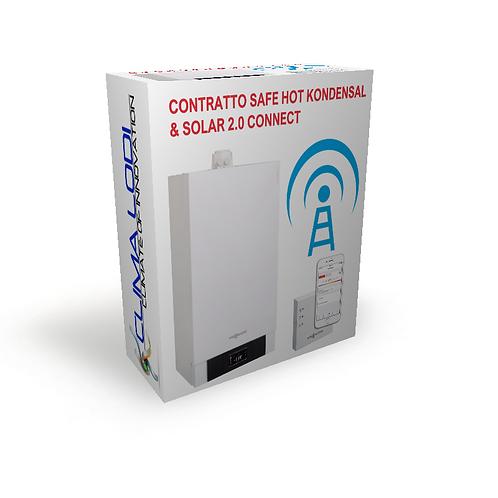 SAFE HOT KONDENSAL & SOLAR 2.0 CONNECT