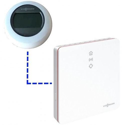 Vitoconnect 100 tipo OT2 con Vitotrol 100 OT1