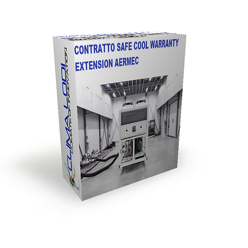 SAFE COOL WARRANTY EXTENSION AERMEC