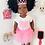 Thumbnail: Chanelle Natural Hair Care Doll