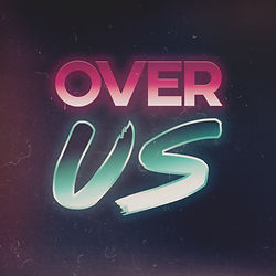 Over Us Single Cover Kemelion Artwok