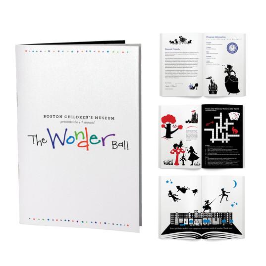 4th Annual The Wonder Ball Program