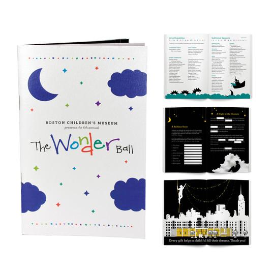 The 6th Annual The Wonder Ball Program