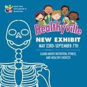 Healthyville Big Belly Poster