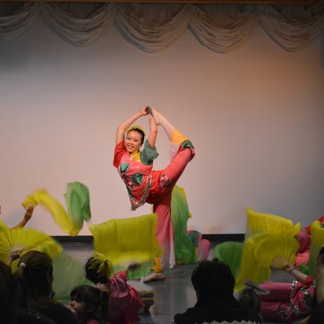 Chinese New Year Dancer