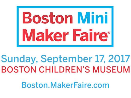 Boston Mini Maker Faire Video Ad