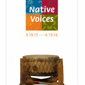 Native Voices Poster