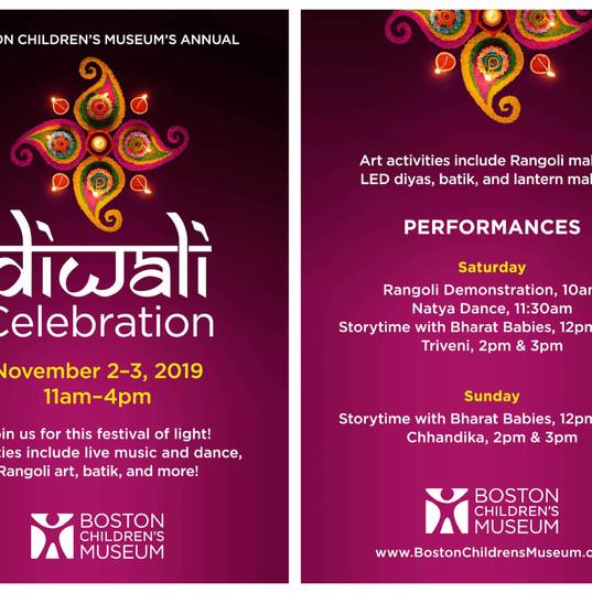Diwali Celebration Postcard