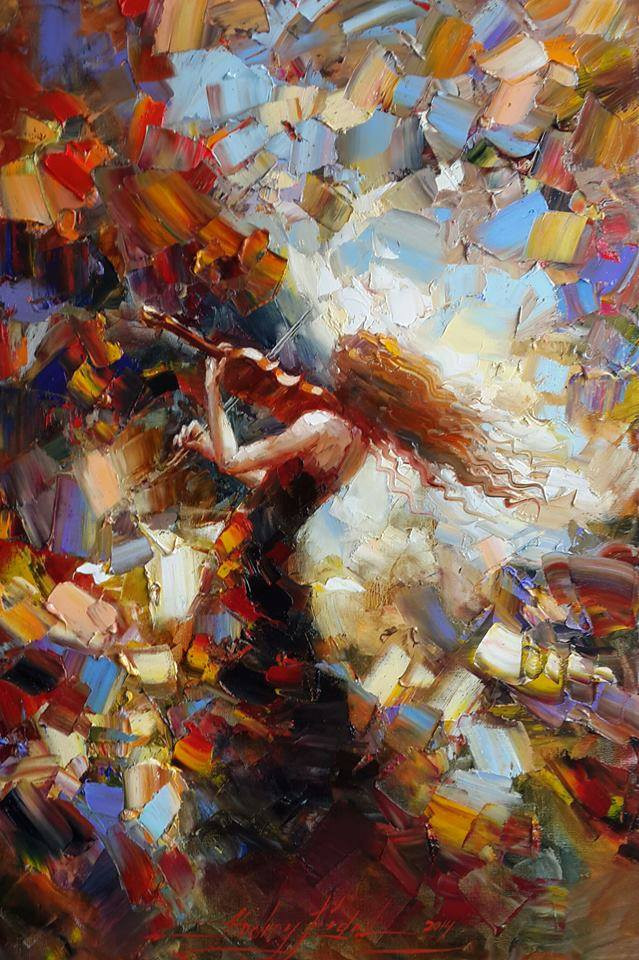 Shattered melodies...