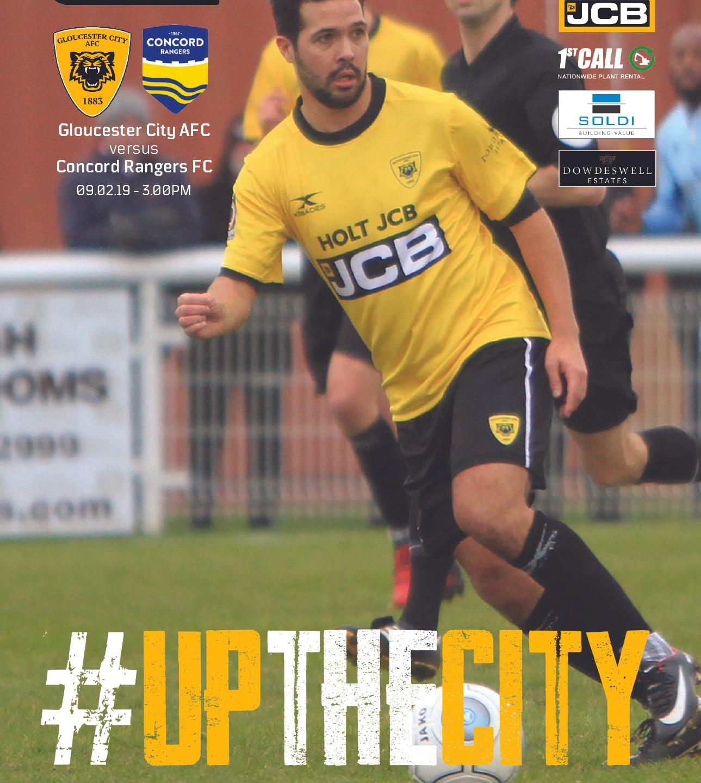 Gloucester Matchday Programme