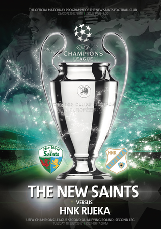 ANOTHER TOP-NOTCH CHAMPIONS LEAGUE ISSUE