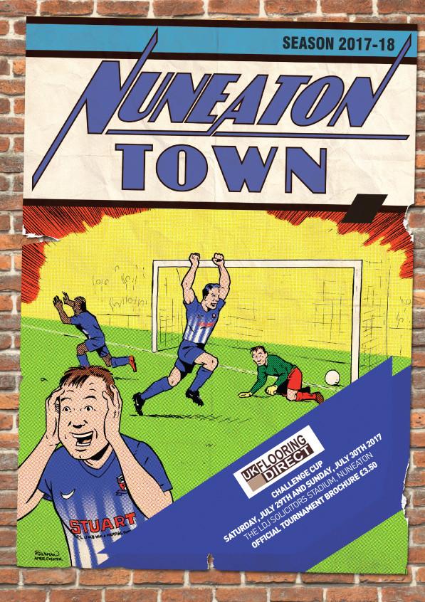 Nuneaton Town Programme
