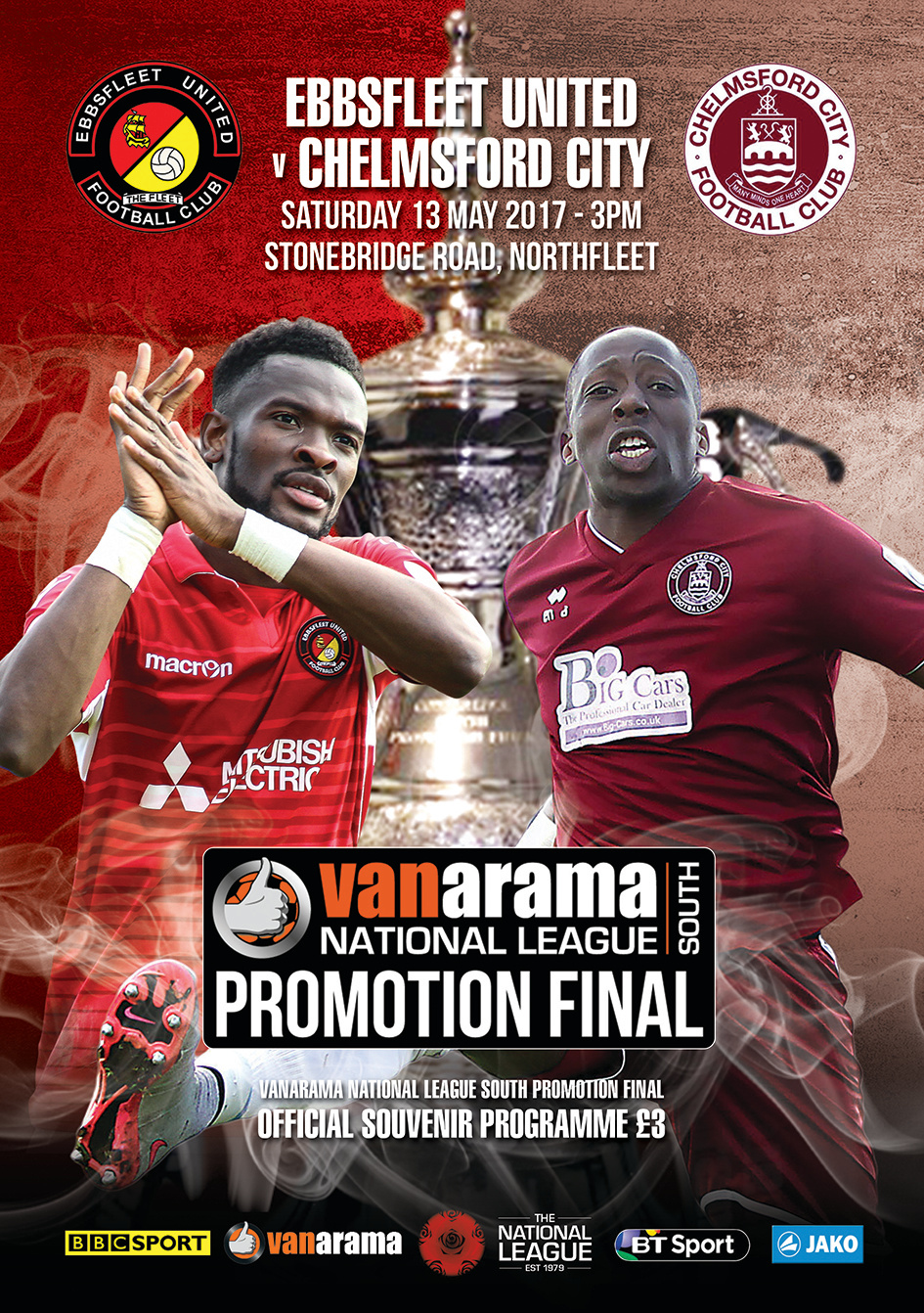 NATIONAL LEAGUE SOUTH PROMOTION  FINAL COVER