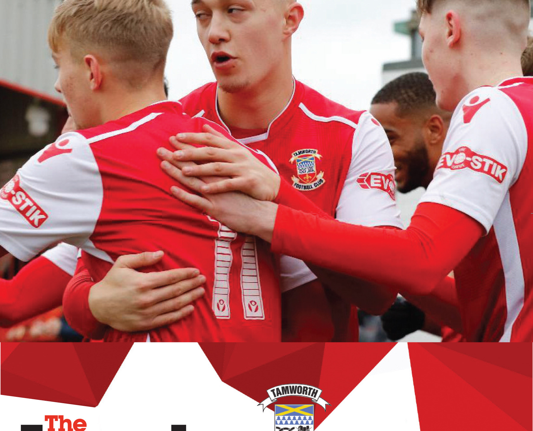 Tamworth Matchday Programme