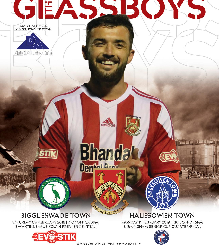 Stourbridge Matchday Programme