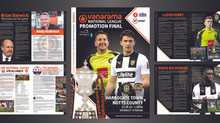 BREAKING NEWS: PROUD TO PRODUCE THE VANARAMA NATIONAL LEAGUE PROMOTION FINAL PROGRAMMES