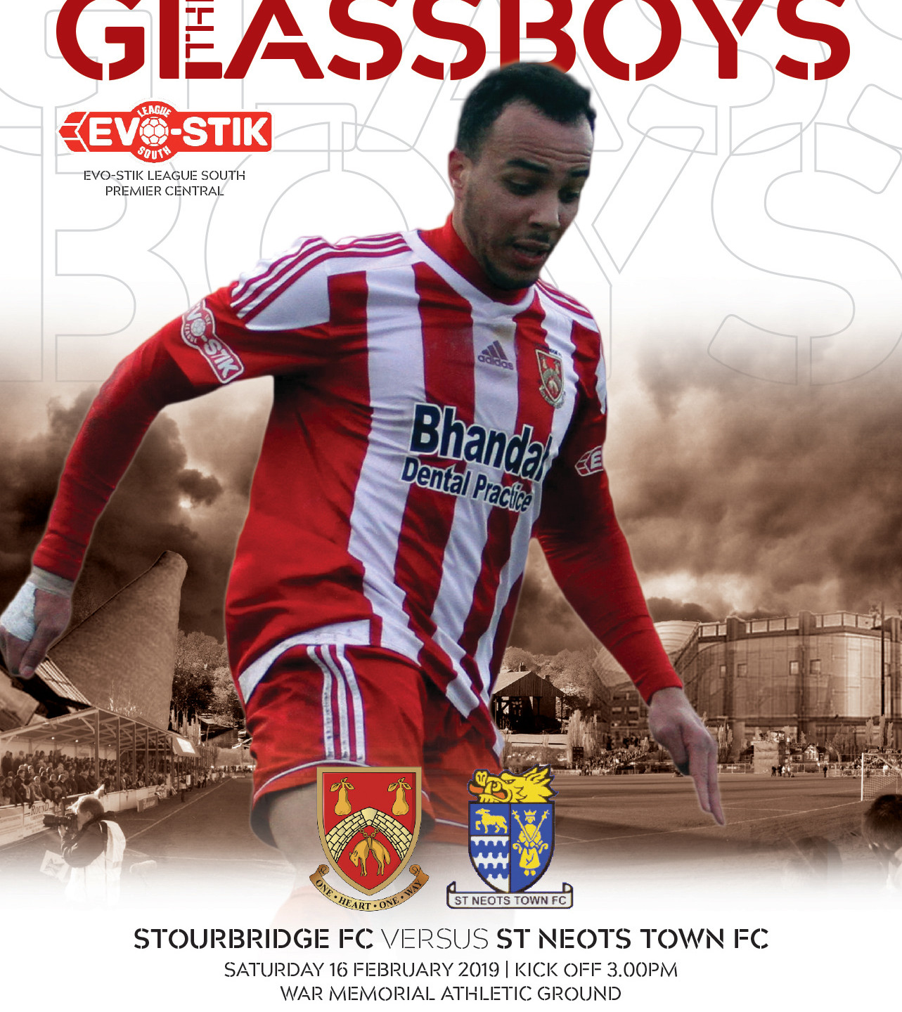 18 Stourbridge HR-1