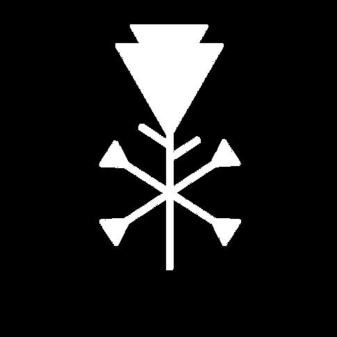 Roses from Bones Logo White