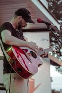 Chris Fritz of Roses from Bones Live in Lakeland 1