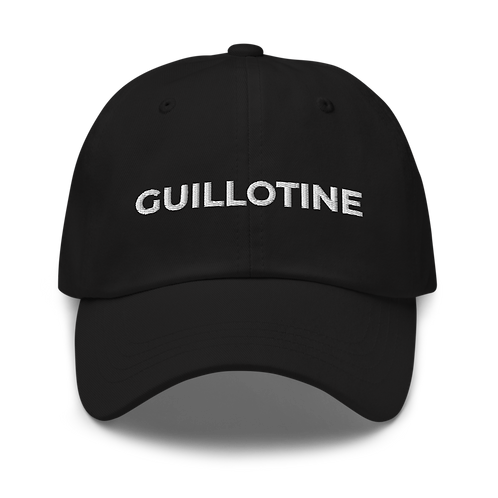 Guillotine Cap