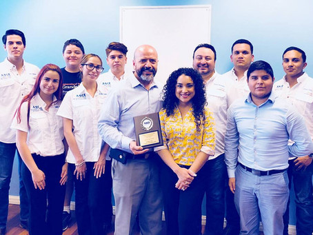 SAMES sponsors UTRGV American Society of Civil Engineers