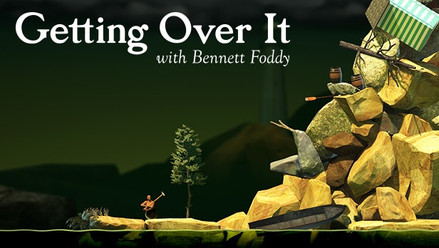 Getting Over It- With Bennet Foddy