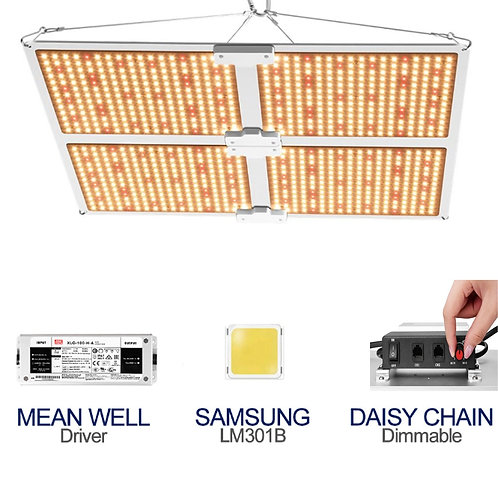 Quantum Choice LED Grow Light (ships from overseas)