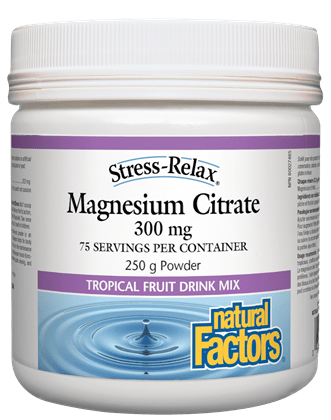 Magnesium Citrate 300 mg