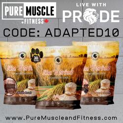 www.PureMuscleandFitness.com