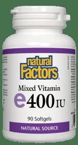Vitamin E 400 IU (90)